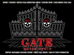 GATE motor cycle